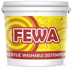 Fewa – Acrylic Washable Distemper
