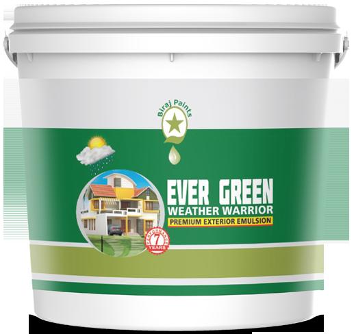 Evergreen Emulsion
